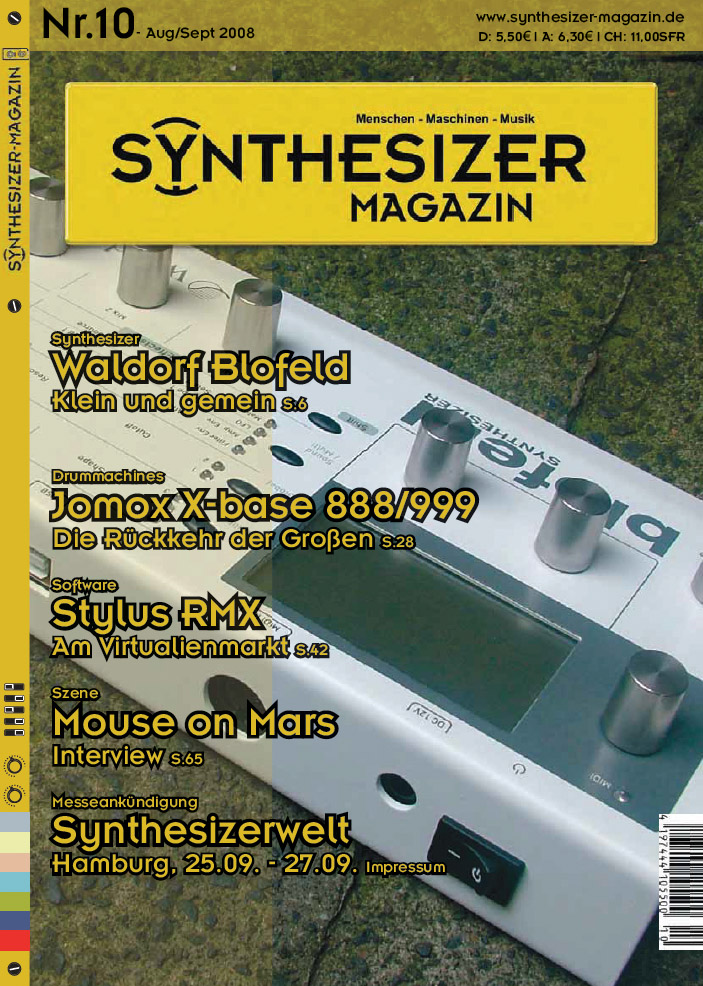 SynMag – Das Synthesizer–Magazin 10