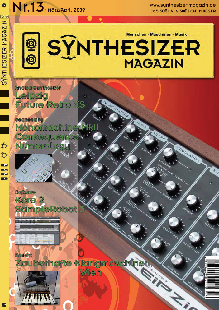 SynMag – Das Synthesizer-Magazin 13