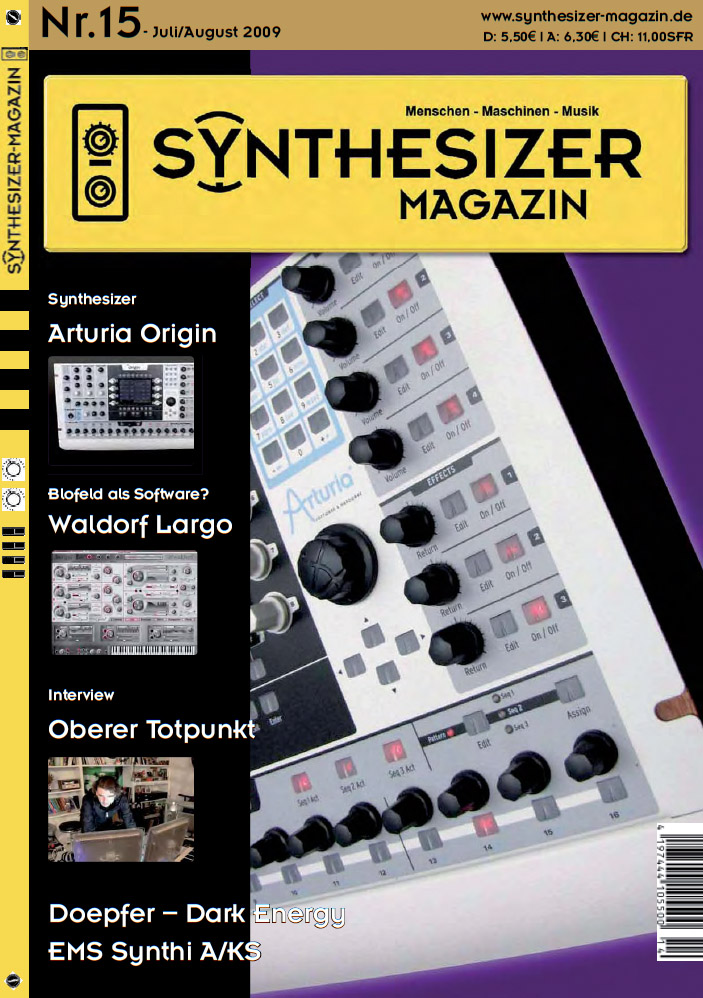 SynMag – Das Synthesizer-Magazin 15