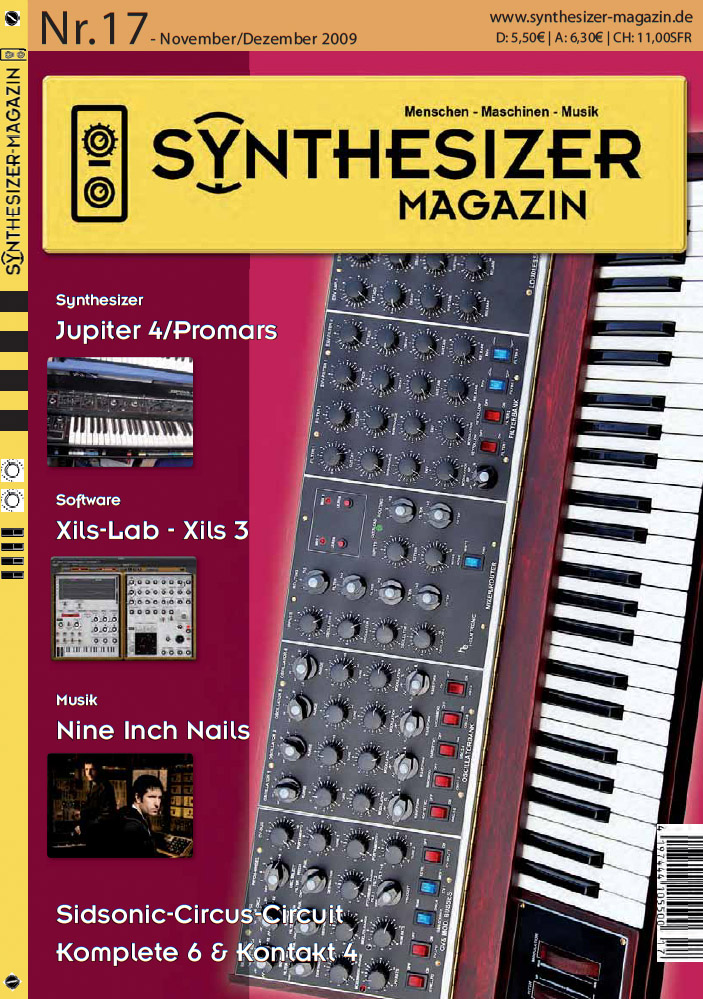 SynMag – Das Synthesizer-Magazon 17