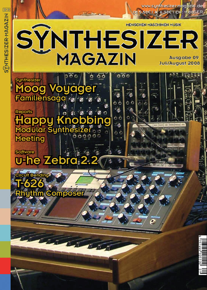 SynMag - Das Synthesizer-Magazin 09
