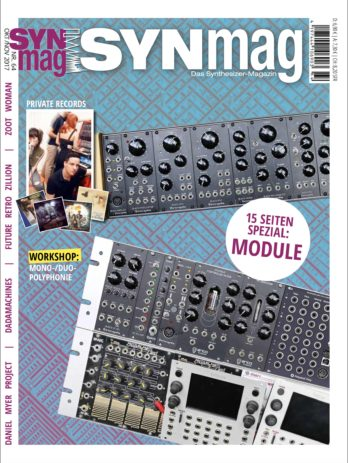 SynMag 64 - Das Synthesizer-Magazin