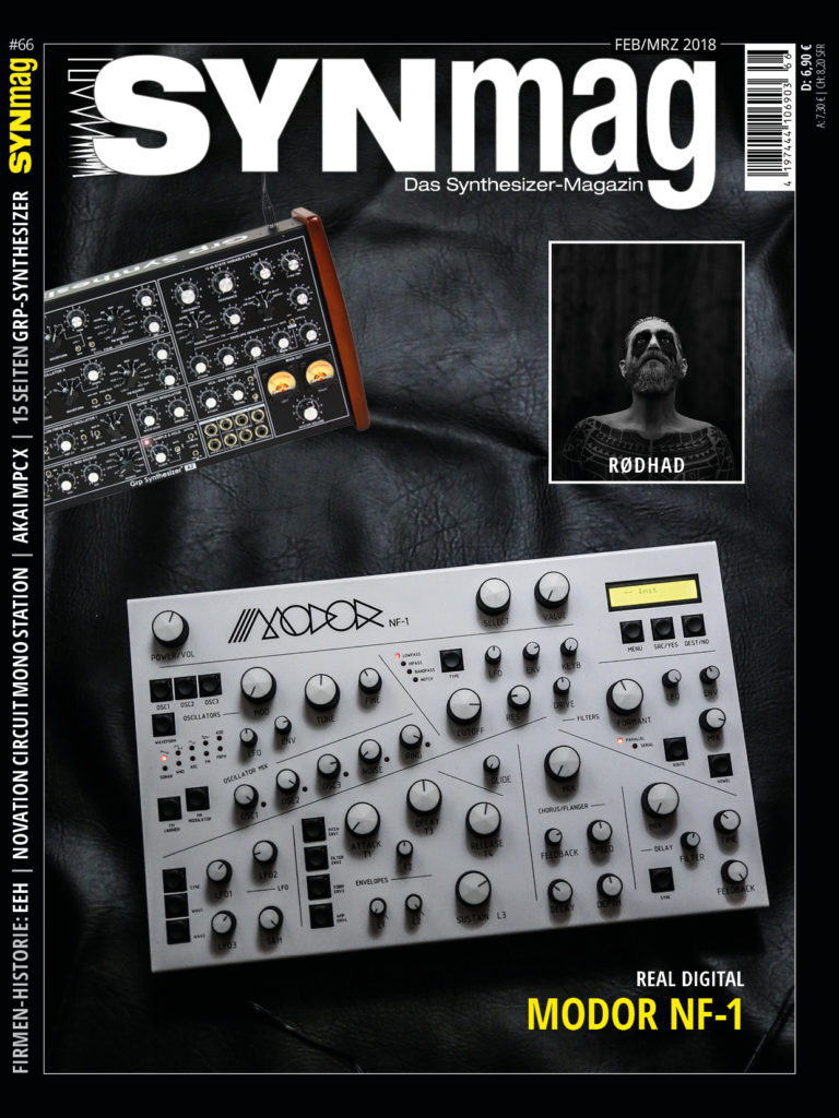 Synmag 66 Cover