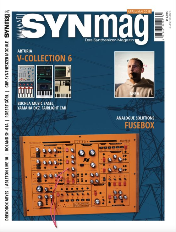 SynMag 67 - Das Synthesizer-Magazin