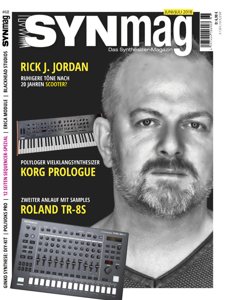 SynMag 68 - Das Synthesizer-Magazin