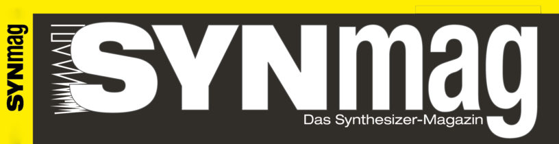 SynMag Das Synthesizer Magazin Logo