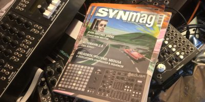 SynMag 72 - Das Synthesizer-Magazin