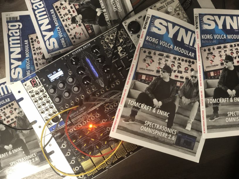 SynMag 74 - Das Synthesizer-Magazin