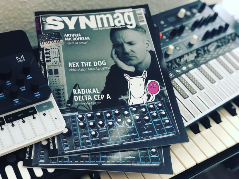 synmag 75 - das Synthesizer - magazin