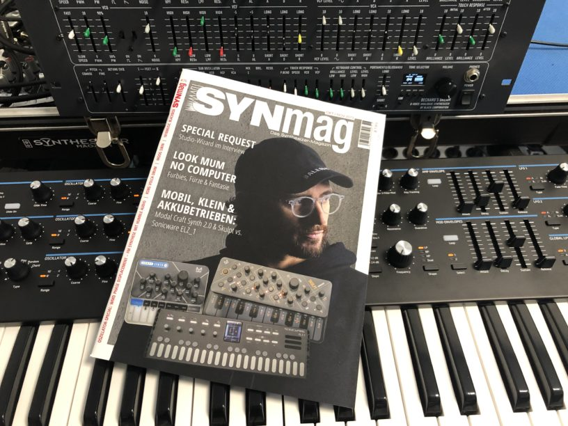 SynMag 77 Das Synthesizer-Magazin