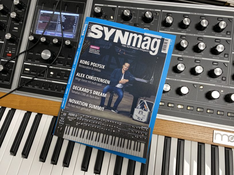 SynMag 77 - Das Synthesizer-Magazin
