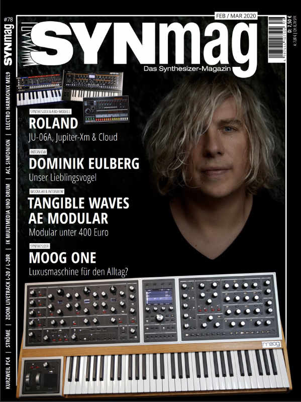 SynMag78 Das Synthesizer-Magazin