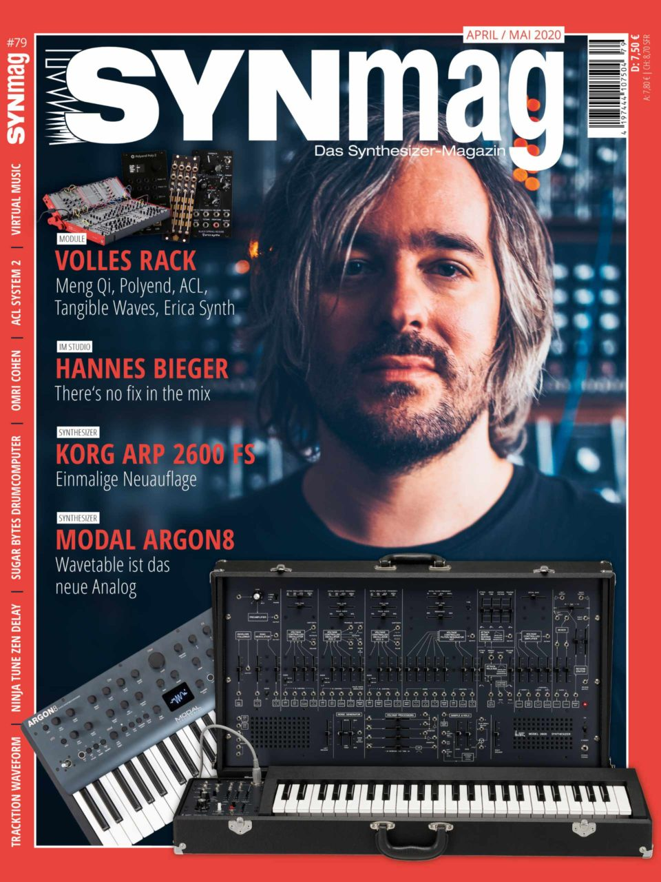 SynMag 79 Synthesizer-Magazin