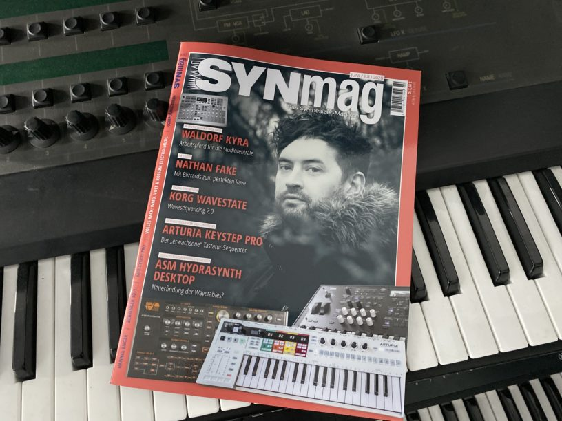 SynMag 80 - Das Synthesizer-Magazin