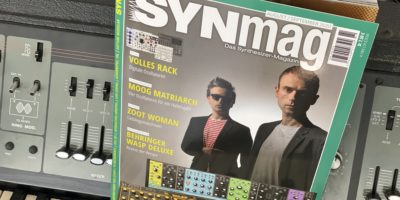 SynMag 81 Synthesizer-Magazin