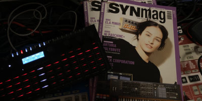 SynMag 84 Das Synthesizer-Magazin
